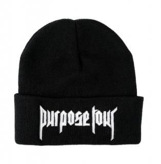 Purpose Tour Beanie《Black》