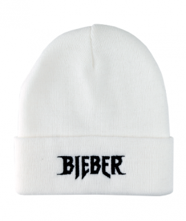 Bieber Beanie《White》