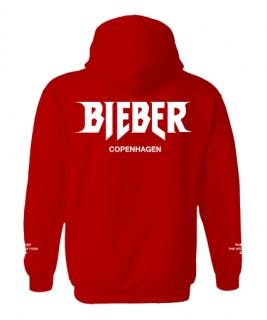 Bieber Copenhagen Hoodie《Burgundy》