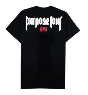 Purpose Tour Japan T-Shirt《Black》