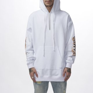 Fuego Hoodie《White》<img class='new_mark_img2' src='https://img.shop-pro.jp/img/new/icons16.gif' style='border:none;display:inline;margin:0px;padding:0px;width:auto;' />