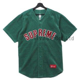 Corduroy Baseball Jersey