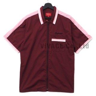 Zip Up Work Shirt