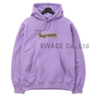 Gonz Logo Hooded Sweatshirt