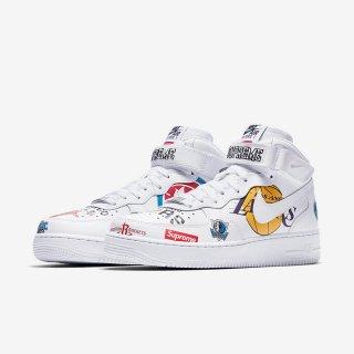 Supreme?/Nike?/NBA Teams Air Force 1 Mid