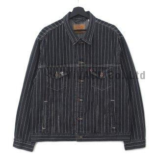 Supreme?/Levi's? Pinstripe Trucker Jacket