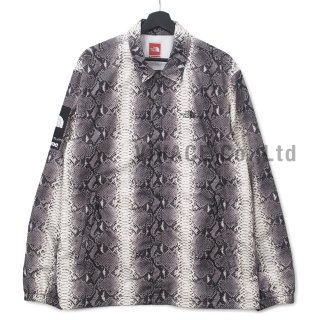 Supreme?/The North Face? Snakeskin Taped Seam Coaches Jacket