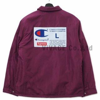Supreme?/Champion? Label Coaches Jacket
