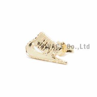 Supreme?/Nike? 14K Gold Earring