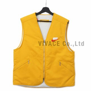Supreme?/Nike? Reversible Nylon Sherpa Vest
