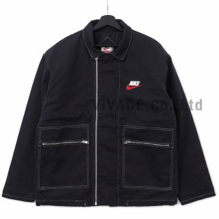 Supreme?/Nike? Double Zip Quilted Work Jacket