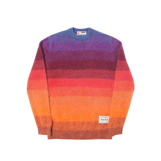 Tokyo Store Exclusive Multicolor Mohair Knit