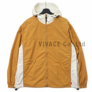 2-Tone Zip Up Jacket