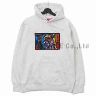 Chainstitch Hooded Sweatshirt