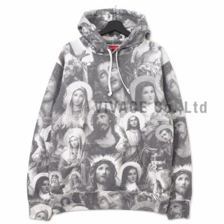 Jesus and Mary Hooded Sweatshirt