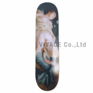 Leda And The Swan Skateboard