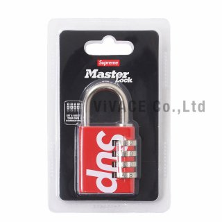 Supreme?/Master Lock? Numeric Combination Lock