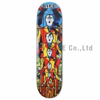 Gilbert & George/Supreme LIFE Skateboard