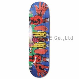 Gilbert & George/Supreme DEATH AFTER LIFE Skateboard