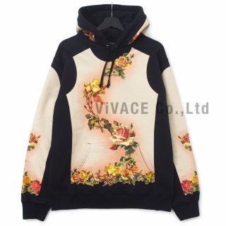 Supreme?/Jean Paul Gaultier? Floral Print Hooded Sweatshirt