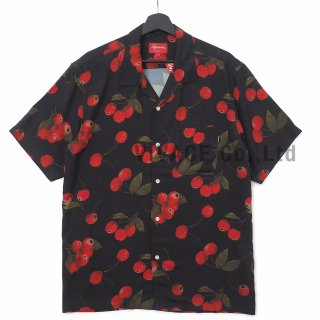 Cherry Rayon S/S Shirt