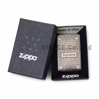 Diamond Plate Zippo?