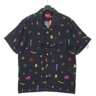 Deep Space Rayon S/S Shirt