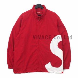 S Logo Track Jacket