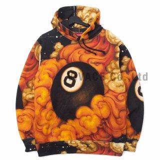 Martin Wong/Supreme 8-Ball Hooded Sweatshirt