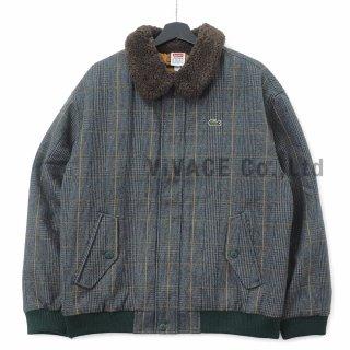 LACOSTE Wool Bomber Jacket