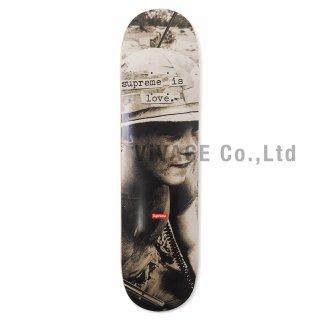 Supreme Is Love Skateboard