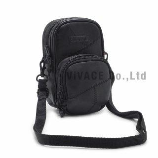 Patchwork Leather Small Shoulder Bag