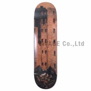 Martin Wong/Supreme Big Heat & Iglesia Pentecostal Skateboard