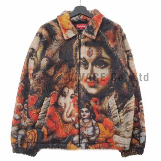 Ganesh Faux Fur Jacket
