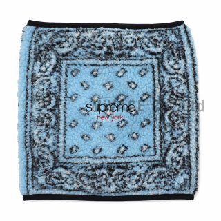 Bandana Fleece Neck Gaiter