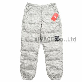 Supreme®/The North Face® Paper Print Nuptse Pant