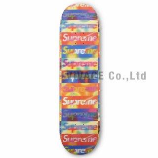 Distorted Logo Skateboard