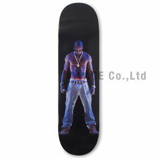 Tupac Hologram Skateboard