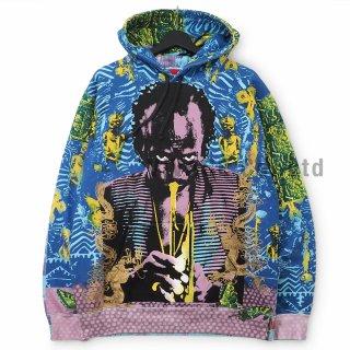 Miles Davis Hooded Sweatshirt