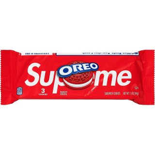 Supreme®/OREO Cookies (Pack of 3)