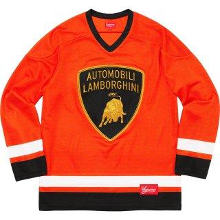 Supreme®/Automobili Lamborghini Hockey Jersey