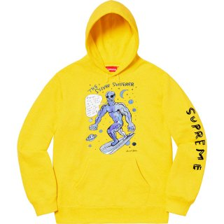 Supreme/Daniel Johnston Hooded Sweatshirt