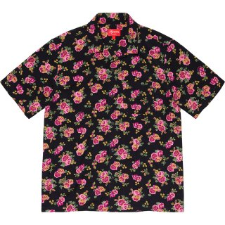 Floral Rayon S/S Shirt