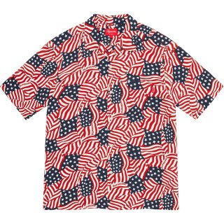 Flags Rayon S/S Shirt
