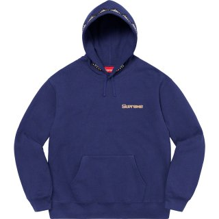 Pharaoh Studded Hooded Sweatshirt
