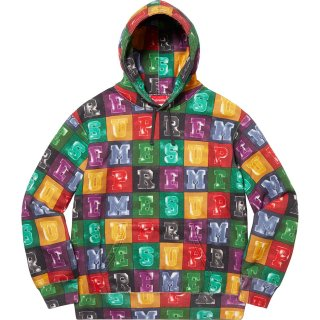 Blocks Hooded Sweatshirt
