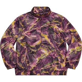 Marble Track Jacket