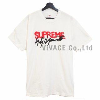Supreme®/Yohji Yamamoto® Logo Tee