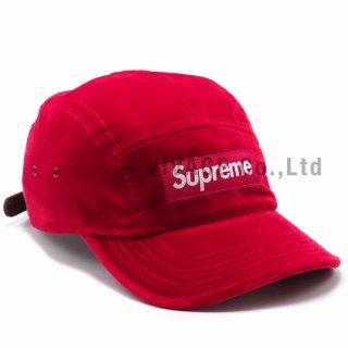Velvet Camp Cap