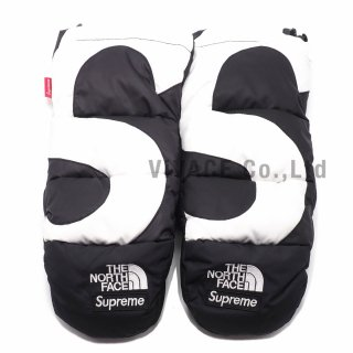 Supreme®/The North Face® S Logo Nuptse Mitts